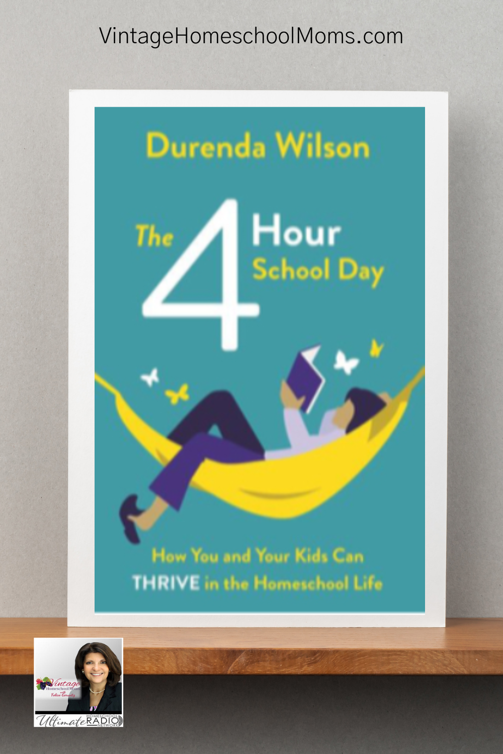 Have you considered a four hour school day? Well if not, my guest today will share how she trimmed the fat of her school day. How did she do this? Listen to find out.
