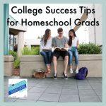 College Success Tips for Homeschool Graduates, Interview with John Lenschow