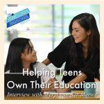 Helping Teens Own Their Education, Interview with Meryl van der Merwe