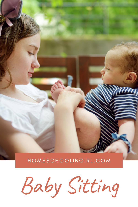 Homeschooling IRL Podcast - Babysitting