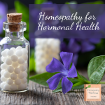 This week on Homoepathy for Mommies, Sue Meyer shares an excerpt from her brand new course, Homeopathy for Hormonal Health.