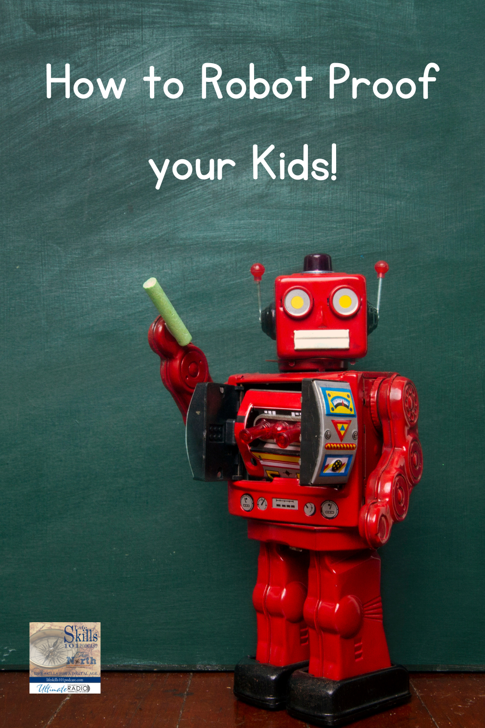 Your kids will live and work in a technological world full of Robots and Artificial Intelligence. How are we supposed to raise kids who have the know-how to compete in such a technological future? I'm glad you asked!