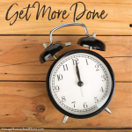 Get more done in a schedule that is already packed? Are you kidding me? Well, friends - this is the goal and in this podcast, I will explain how you can do more in less time. (Sorry I can't grant you more time, but I can help you with the time that you have.) Please join me and bring a friend!