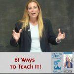 61 Ways to Teach It